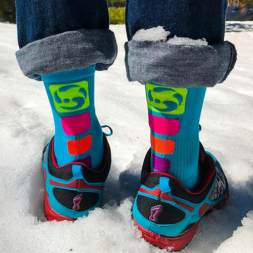 socks for cold weather hiking